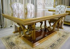 versace dining room table epixilon neoclassical furniture furniture dining table