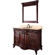 Dresser Turned Bathroom Vanity Dresser Style Bathroom Vanity From My Old House I Turned A Dresser