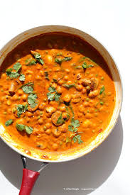 vegan mushroom gravy recipe mushroom matar masala vegan richa