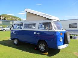 volkswagen camper sunnyside classic vw camper van hire and rental scotland