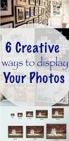 6 creative ways to display your photos blissfully domestic