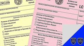 brake and light certificate brake and light inspection san fernando valley amazing lighting