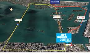 Port Of Miami Map by Art Miami Directions