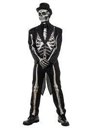 skeleton halloween costumes for kids scary costumes scary halloween costume