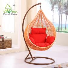 furniture outdoor hanging chair with stand tray ceiling home bar