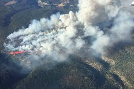 Wildfire Update by Updated Peachland Wildfire Grows Kelowna Capital News