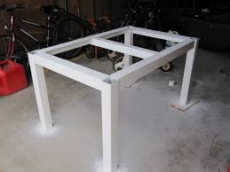 how to build an easy table table building plans adventures in dining gallery with diy kitchen
