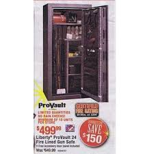 cabelas black friday sale liberty provault 24 fire lined gun safe 499 99 cabela u0027s black