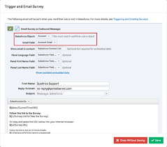 salesforce integration overview qualtrics support