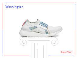 Adidas ultraboost sneaker artists designs 50 states usa