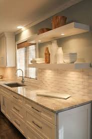 Best  White Tile Backsplash Ideas On Pinterest Subway Tile - Backsplash with white cabinets