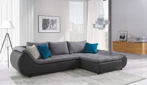 Gray Sectional Sleeper Sofa L Shaped Sleeper Sofa Lovely 98 Design Ideas With Thedailygraff