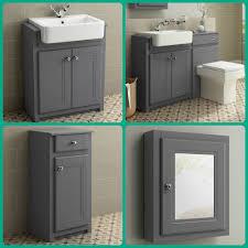 Cloakroom Furniture Vanity Units Ebay Vanity Units For Bathroom Bathroom Decoration