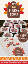 thanksgiving trivia questions and answers craftaholics anonymous thanksgiving table craft turkey trivia