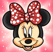 18 minnie mouse images drawing