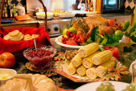 prep for a thanksgiving feast up to 40
