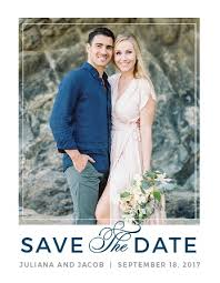 cheap save the date magnets save the date postcards match your colors style free basic