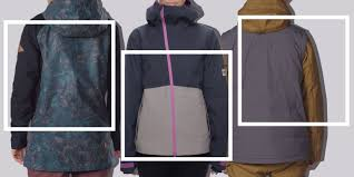 11 best snowboard jackets for winter 2017 mens u0026 womens