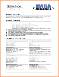Career Objective Resume Sample by 100 Objective For Warehouse Resume 100 Sample Resume