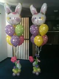 Balloon Decorations For Easter by Nail Polish Balloon Columns Pinterest Spa Party Balloon