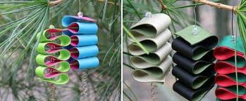Making Bows Christmas Tree Decorations by Christmas Ornaments U2013 70 Holiday Decorations U0026 Decor Rilane