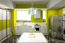 tendance peinture cuisine couleur tendance peinture cuisine pour moderne et salon faience