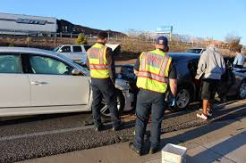 3 vehicle crash slows down holiday traffic for nearly an hour u2013 st