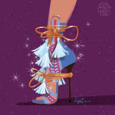 Camerette Principesse Disney by Scarpe All U0027ultima Moda Per Le Principesse Disney Design Miss