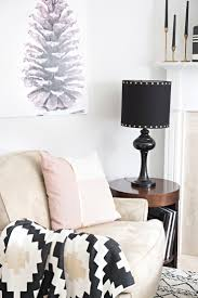 Black White And Gold Living Room by Best 10 Black Lamp Shades Ideas On Pinterest Painting Lamp
