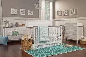 4 In 1 Convertible Crib Sets by Autumn Nursery Collection Davinci Baby