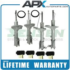 hyundai accent warranty buy sensen front rear suspension kit for 00 05 hyundai accent
