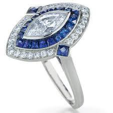 vintage diamond engagement rings polyvore