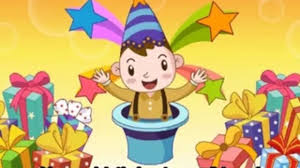 Happy Birthday Wishes In Songs Happy Birthday To You 2015 Kids Songs And Children Nursery