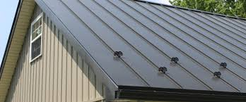Barn Roof by Metal Roof Snow Guards Lancaster Pa