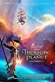 image treasure planet disney sega animal style poster jpg