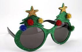 christmas glasses christmas sunglasses green