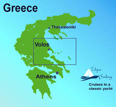 volos map greece interactive map eclipse sailing holidays in a classic yacht