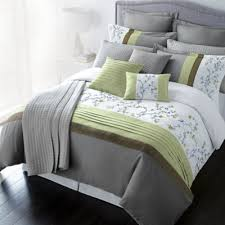 Sears Bed Set Lifestyle Linens 12 Silk Like Duvet Cover Set Sears