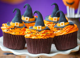 download wallpaper halloween cupcakes cream jewelry free