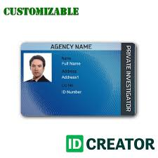 100 employee id badge template free download id stock images