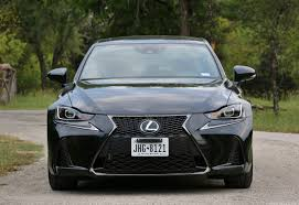 lexus sport sedan 2017 f is for fun 2017 lexus is 350 f sport test drive review