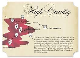 Map Of Virginia Wineries by Fruits Of The Vine Wnc Magazine