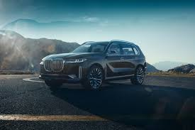 bmw jeep 2017 bmw concept x7 iperformance previews future full size suv