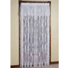 Small Tension Rods For Sidelights by Curtains Sidelight Curtains Target Blackout French Door Panel