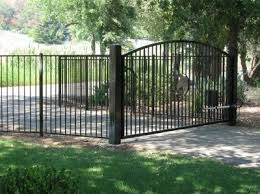 iron fence contractor iron gate installer ornamental and wrought