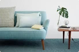 canapé nordique inspiration un séjour esprit scandinave mobilier scandinave