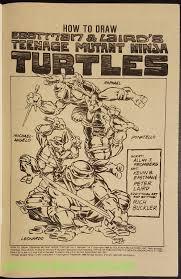 draw teenage mutant ninja turtles 1986 album imgur
