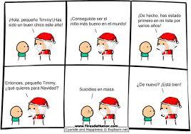 Buenos Memes En Espaã Ol - memes en español buenos pidiendo el regalo a papá noel hipergenial