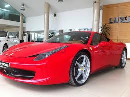 cars ferrari ferrari 458 italia spotted in hanoi vietnam sondauto u0027s blog