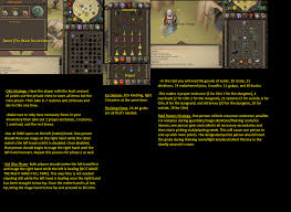 Rs07 Map Detailed Duo Raids Guide 45k Points Consistently 2007scape